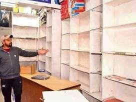 Fully contructed shop at pilkhana kapoor gali under katra