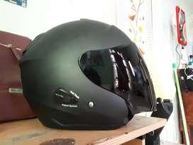 Kyt kyoto + visor dark smoke