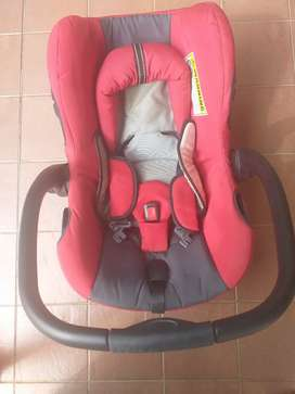 Baby Car Seat, Second