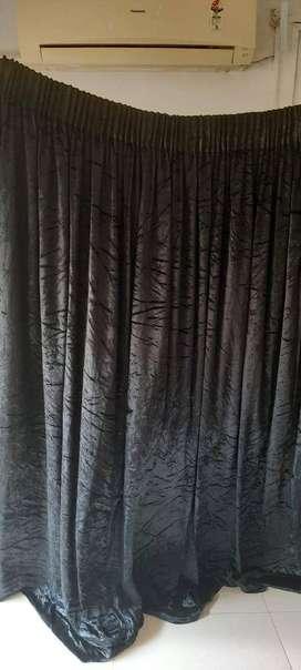 Designer Curtains Set of 4 (Orignal Value 3.50 Lakhs while making)