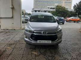 Toyota INNOVA CRYSTA 2.4 VX Manual, 2019, Diesel