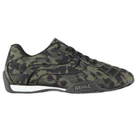 Lonsdale Camden Men Shoes for walking Camo color Size 9