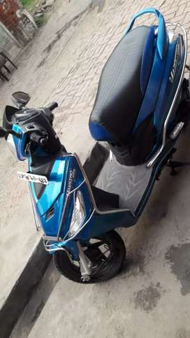New condition and one hand drive my scooter insurance available.