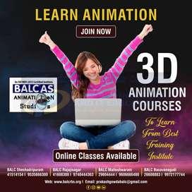 2D/3D Animation Training Institute