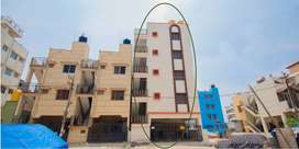 1 BHK flat for rent near Marathalli bridge