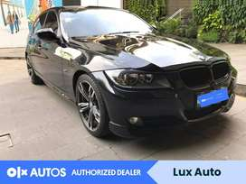 [OLXAutos] BMW 3 320 LCI Executive 2009 A/T Hitam #Luxauto