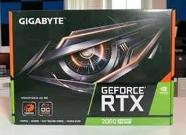 RTX 2060 Super Graphics Card