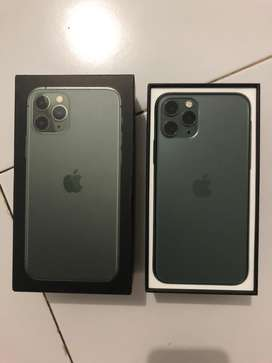 iPhone 11 Pro Midnight Green ZP/A 64 GB