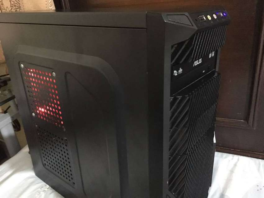 Core i7 Cooler Master Gaming PC 0