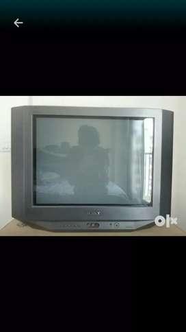 Sony Wega Trinitron 3D, 21 inch TV