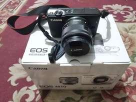 Canon EOS M10 Jual