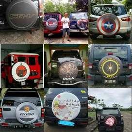 Ford Everest/Rush/Terios/Panther/Cover/Sarung Ban Rohman#Jagoan Anda