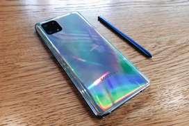 Samsung  Galaxy Note 10 Lite 8GB Ram 128 Storage