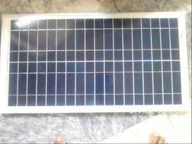 30 watt solar panel with 12v controller  Ujala program