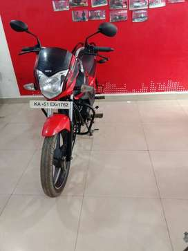 Good Condition Hero Splendor i-Smart with Warranty |  1762 Bangalore