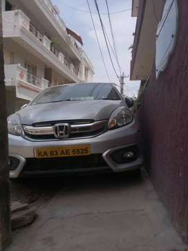 Honda Amaze 2017 Diesel Good Condition