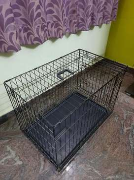 Pet crate for dog 30 inches