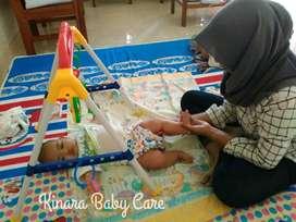 Lowongan Kerja Bidan Untuk Home Care Pijat Bayi Solo dan Sekitar