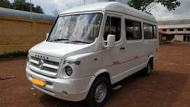 2012 TRAVELER 12 SEAT, NON AC,  MANUAL STEERING