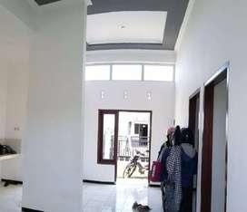 perumahan kota Malang ready tinggal finishing 50% mantap bisa kpr