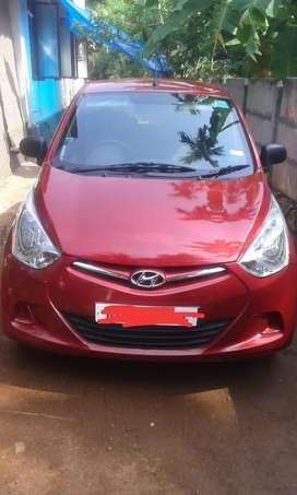 Hyundai EON 2013 Petrol Good Condition