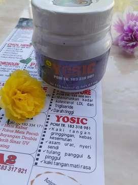 Herbal utk asam urat,yosic