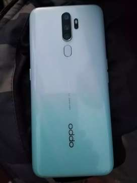 45 days used. OPPO A9 2020
