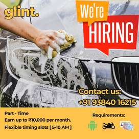 CAR WASH JOB FOR YOU LOCATION