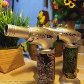 Korek Torch AT-600 motif, Alat pelebur keju, Korek untuk Makanan
