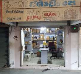 Shop for sale in an ideal location in Nadiad