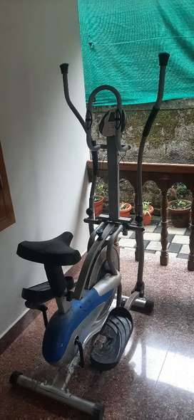 Eliptical cycle  @ Rs 2000