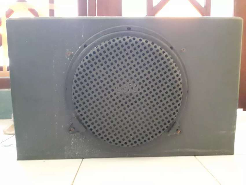 Box Audio Subwoofer Power Amplifier 0