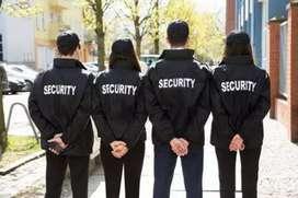 Security guard ke liye contact kare