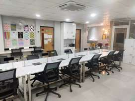 Fully furnished office for rent for IT and other sector