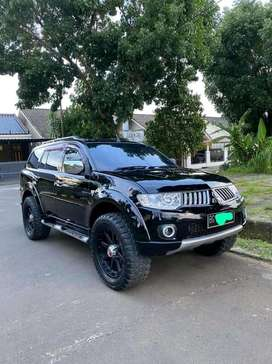 Pajero exceed 2010 4x4 matic