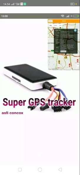 GPS Pelacak kendaraan Akurat