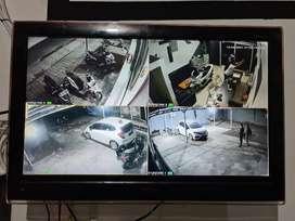 Paket CCTV Lengkap Online HP 2Mp / 5Mp