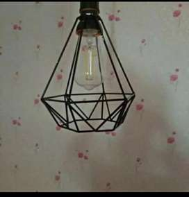 KAP LAMPU DIAMOND