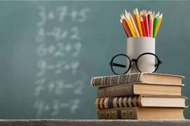Home tutor available from class 5th - 10th