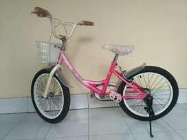 sepeda wimcycle anak ukuran 18