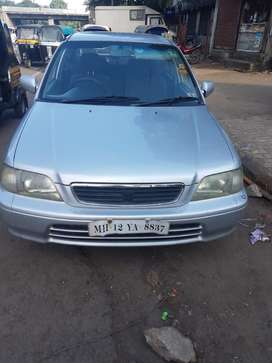 Honda City 1.5 Corporate Manual, 1999, Petrol