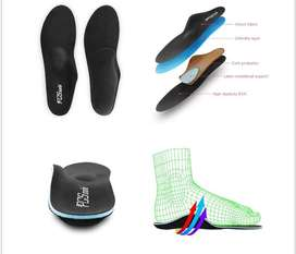 Foot Orthosis and Insoles