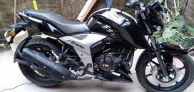I want to sell my new tvs rtr black 4v dual disc