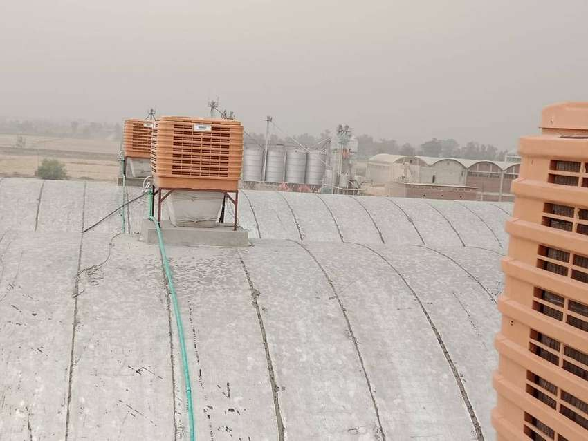 DUCTING World class Coolers dealer in Pakistan, top quality products 0
