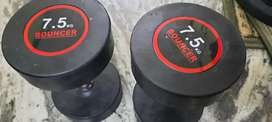 Bouncer Dumbbells (7.5kg) 1 pair