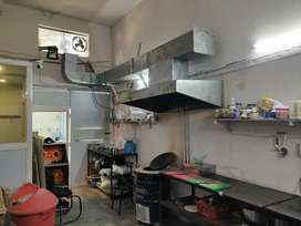 Cloud kitchen on Rent - Fully Equipped for Indian/Chineese/Fast Food