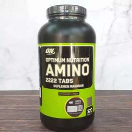 Suplemen fitness body build muscle build Amino ON 2222