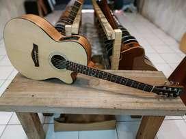 Gitar Akustik Elektrik gwc na