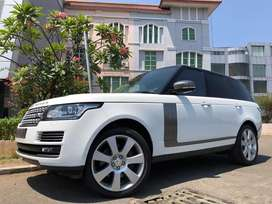 Range Rover Vogue 5.0 Autobiography 2014 Nik14 White Km20rb Full Spek