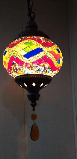 turkish lamps antique hand made
